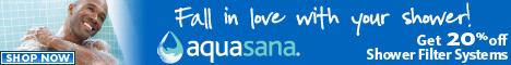 Aquasana - Home Water Filters